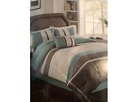 5 Piece Bedding set *NEW!!* (Duck egg blue)