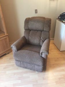 Fauteuil Lazy-Boy inclinable