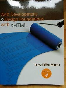 Web Development & Desgin Foundations with XHTML (4 Edition)