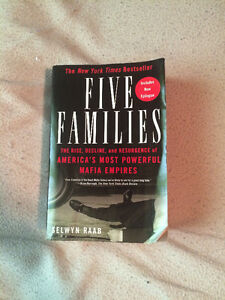 Five Families of New York