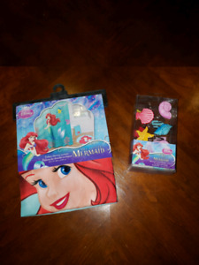 Little Mermaid Bath Set