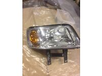 VW Transporter Headlights