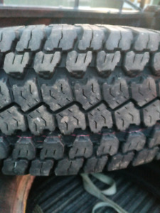 WANTED one Goodyear Wrangler AT/S tire 265 70 R17