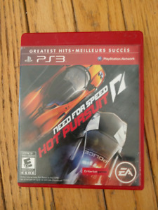 """""""Need for Speed: Hot Pursuit"""" - (PS3 Game)"""