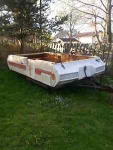 Bonair BA1200 utility trailer **updated**