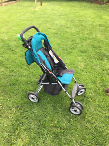 Stroller - almost new