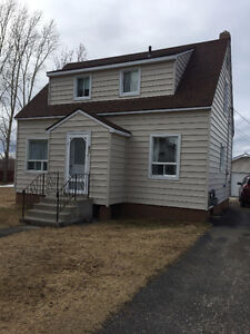 Well maintained, 2 story house, double lot, garage & workshop