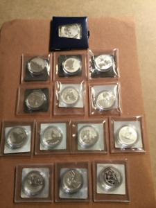 $20 for $20 Canadian silver coins