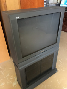 """27"""" Panasonic Tau TV Television with Stand"""