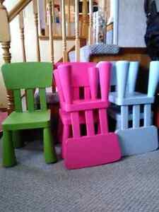 5 Ikea chairs Kitchener / Waterloo Kitchener Area image 1