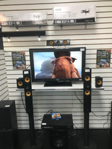 Complete Home Theatre Package