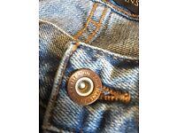 Zara light blue jeans 32 waist 32 length