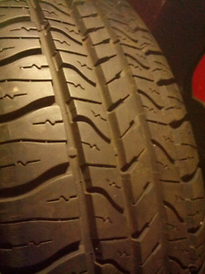 195/65r15 BRAND NEW FULL SET GOODYEAR ALL SEASON FOUR FOR $250!!