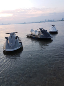 Jetski for rent