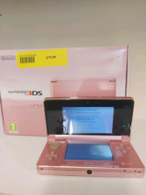 Nintendo 3ds Hand held Games Console