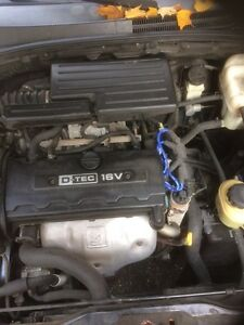 2007 Chevy Optra  safetied and etested London Ontario image 7