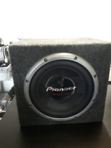 15 Inch Pioneer subwoofer