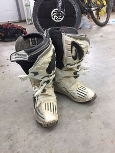 Botte de motocross