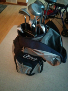 12 PC Golf clubs WITH Bag