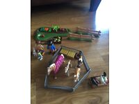 Playmobil country set,