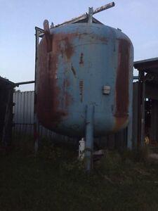 Huge tank 3/8 wall