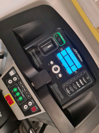 Life fitness treadmill ( F1)