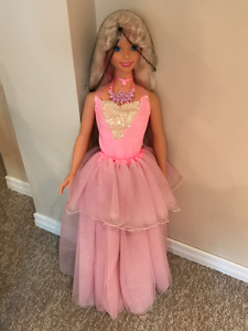 My Size Barbie BALLERINA