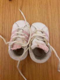Baby adidas size 1k
