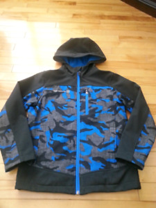 Boys lined Jacket. Size 7/8