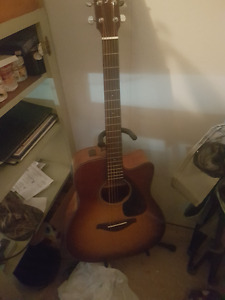 Guitar package for sale.