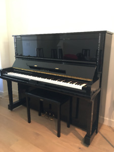 Preowned Yamaha U30A - Professional Series Upright Piano