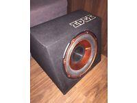 Car Audio. Subwoofer+Amp. 6x9 sony speakers