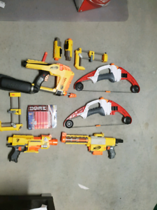 Nerf gun collection Kearneys Spring Toowoomba City Preview