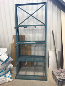 L@@K Vertical Bar Storage Rack