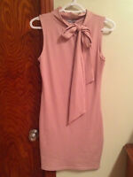 Robe ASOS couleur rose - 60$