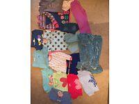 Designer bundle girls clothes Aged 4-5