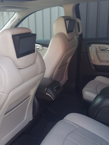 2010 Chevrolet Traverse Leather SUV, Crossover