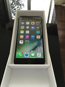IPHONE 6 PLUS 128 GB FACTORY UNLOCKED 2 MONTHS OLD