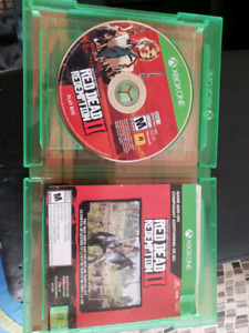 Red Dead Redemption 2 XB1