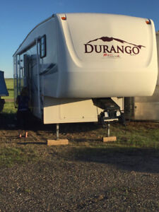 KZ Durango Fifth Wheel for sale