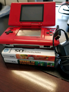 Nintendo DS  with Charger.   FOR SALE  $35