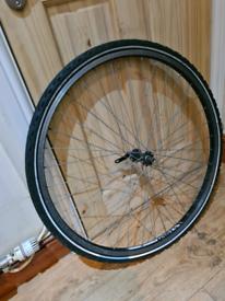 Race wheel 700 x 35c