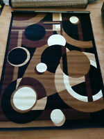5 x 8 Brand New Area Rug Carpet Modern Shape design