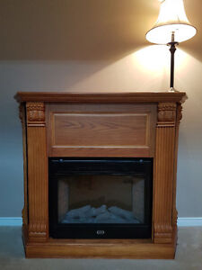 Wood Fire Place for Sale