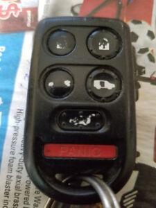 OEM Honda Odyssey Touring EX LX Remote Keyless FOB Clicker