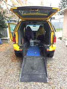 RAMP VAN AVAILABLE / CONTRACT / MOVING / MOTORCYCLES ETC