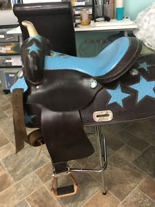 15 inch Barrel Saddle