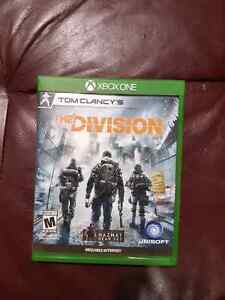 The Division Xbox One MINT