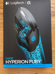 Logitech Hyperion Fury_Ultra-Fast FPS Gaming Mouse G402