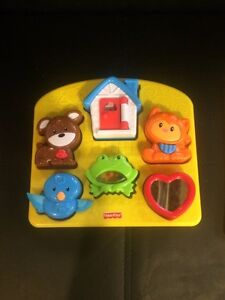 Puzzles, Alphabet Blocks and Shape Sorter Peterborough Peterborough Area image 3